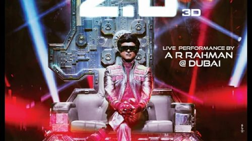 RTIwala Explains all about Rajinikanth's 2.0 or #2Point0?