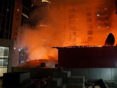 RTIwala Trending Kamala Mills Fire